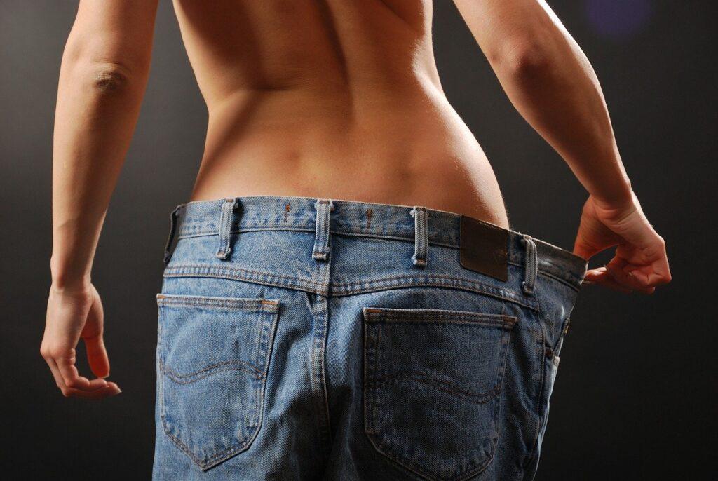 woman, girl, slimming